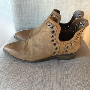 FOREVER 21 Ankle Bootie- size 7.5
